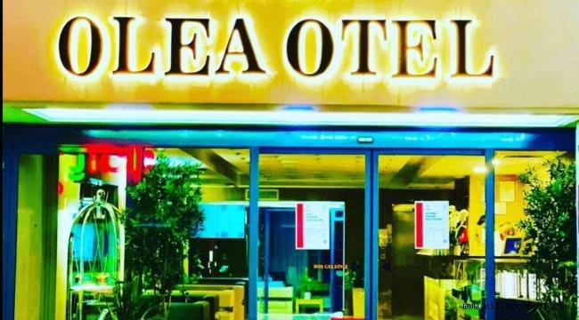 Olea Hotel'den Fidan Bağışı