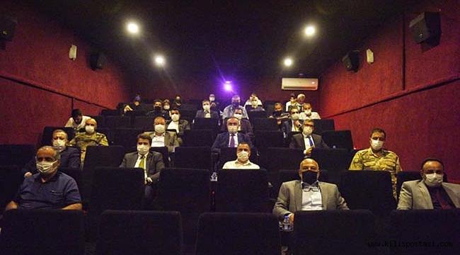 Akif Filmi İlk Gösterimi Yapıldı