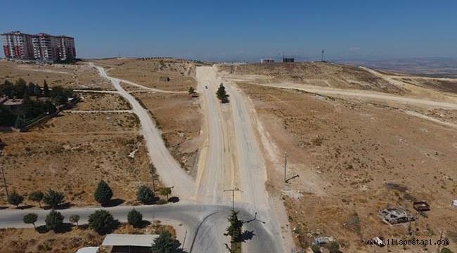 Kilis'e Yeni Bulvar ve Caddeler Yapılıyor