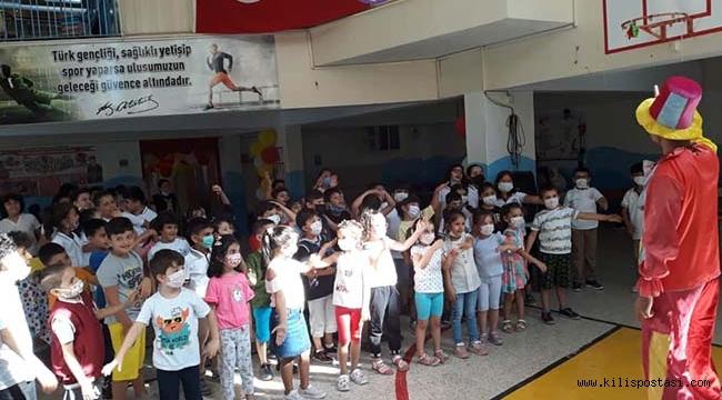 Kilis Özel Meltem Yeni Eğitim-Öğretim Yılına Şenlikle Girdi