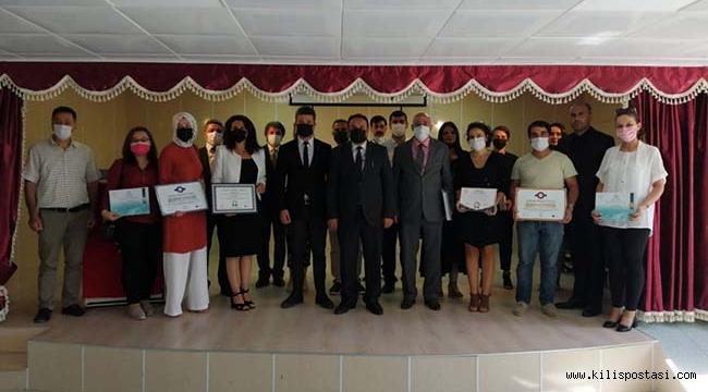 Kilis'te 2020 E-Twinning Ödül Töreni Yapıldı