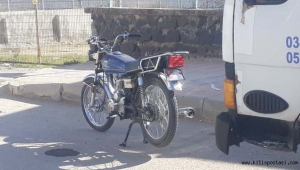 Kilis'te Motosiklet Bir Tür Teröre Dönüştü