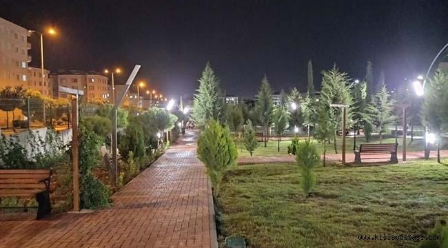 Üniversiteye Yeni Park Alanı