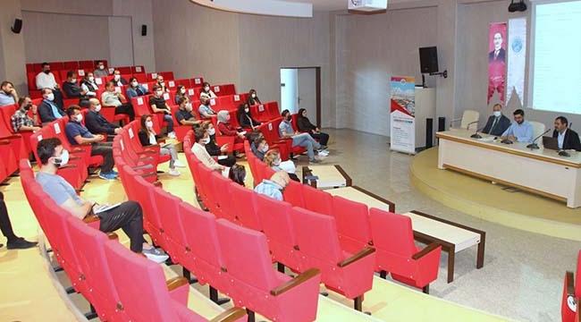 Erasmus+ Programı Bilgilendirme Toplantısı Gerçekleştirildi