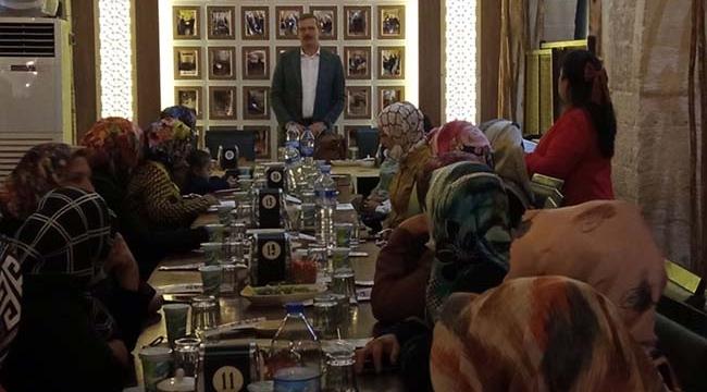 İl Müdürü Kökçüoğlu Kadın Çiftçilerle Buluştu