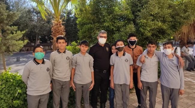 Kilis'te Güvenli Okul Projesi