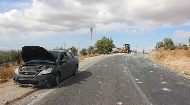 Kilis'te Korkutucu Trafik Kazası