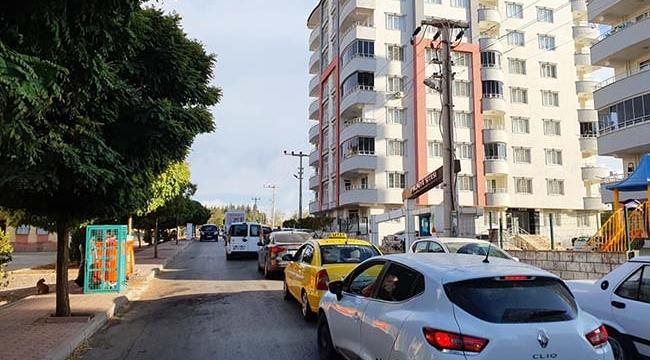 Kilis'te Sabah Trafiği Kilit!