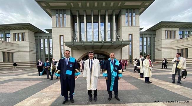 Rektör Karacoşkun Akademik Yıl Açılış Töreninde